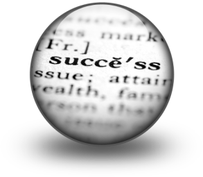 Success glass